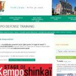 Une page spécifique au KDT sur le site du Raincy