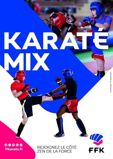 Karaté Mix   MMA 2020 2021   Kempo Defense Training