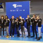 Victoires du club à la Coupe de France de Karaté Jutsu