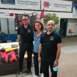 Visite de la ministre de la Jeunesse et des Sports, Madame Roxana Maracineanu